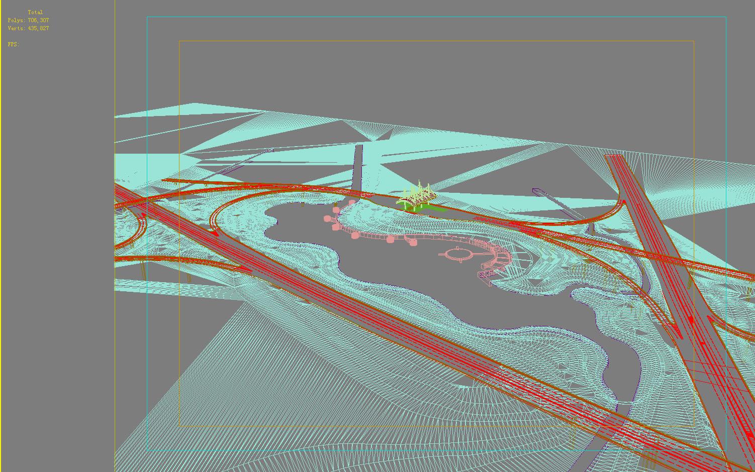 architecture 771 3d model max 146990