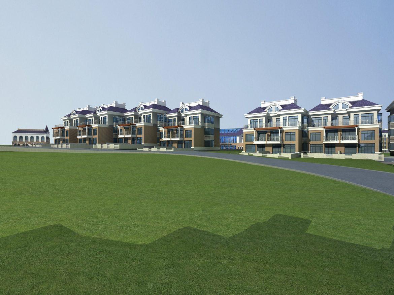 architecture 772 3d model max 146991