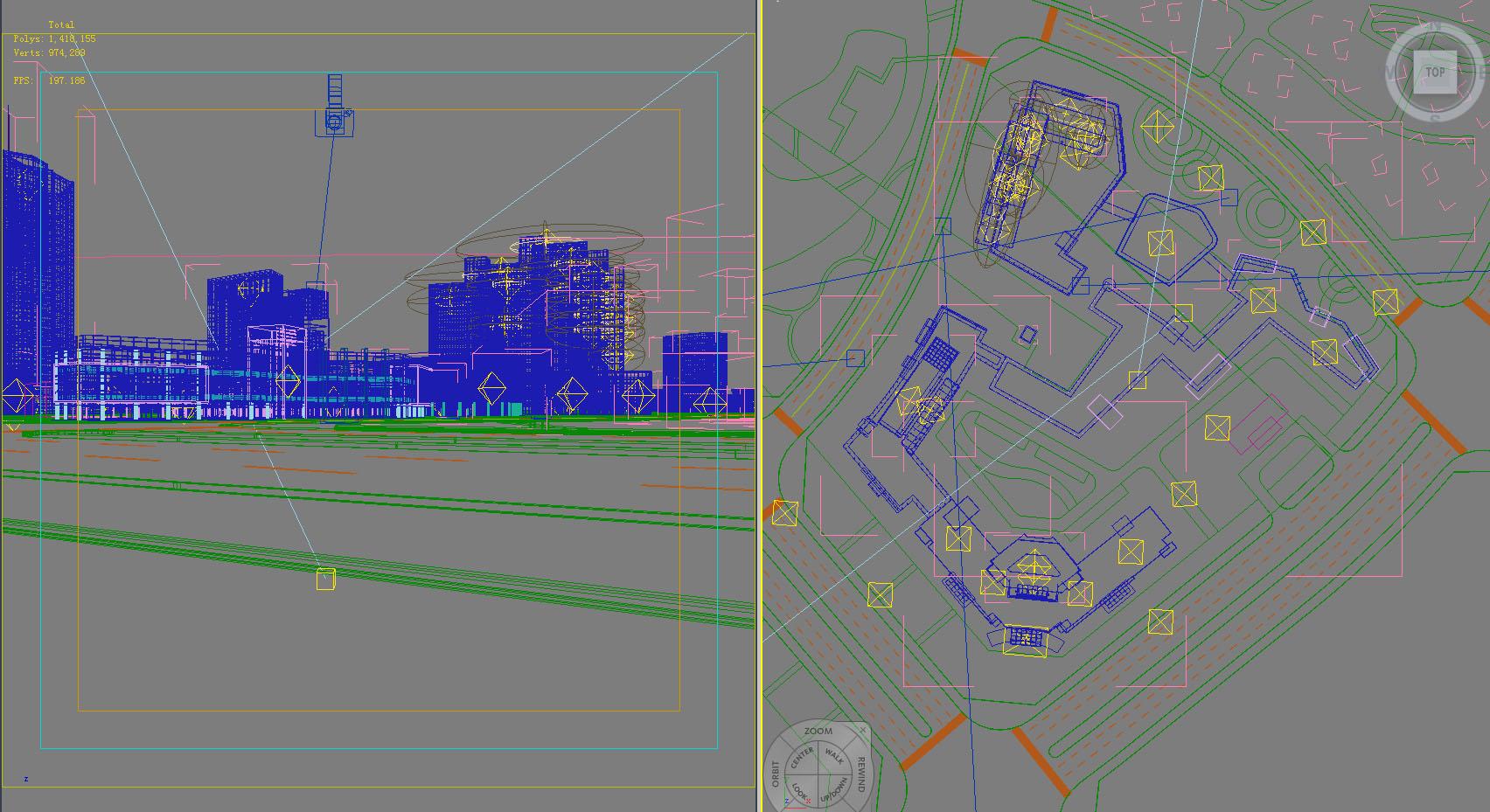 architecture 773 3d model max 146994