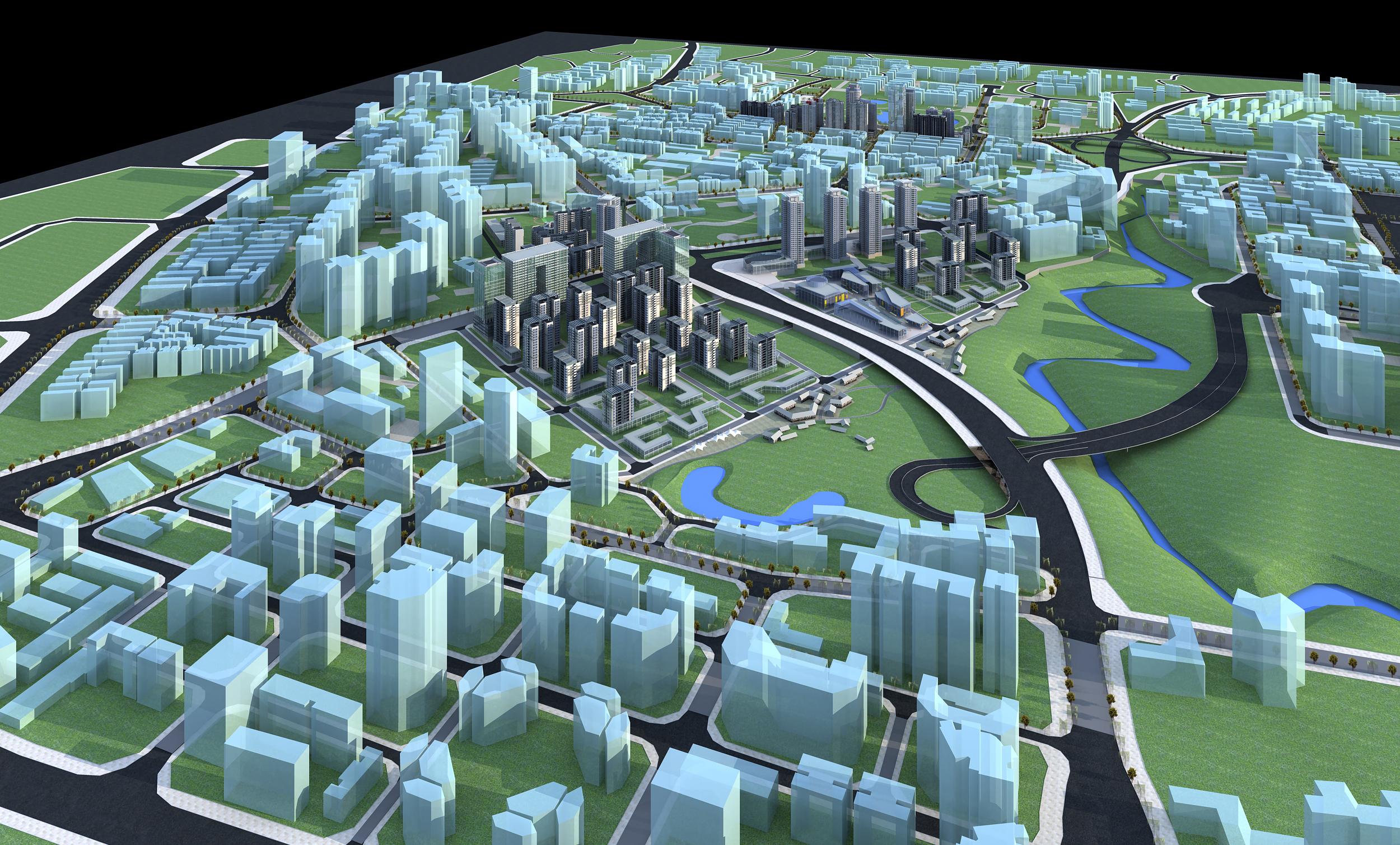 architecture 775 3d model max 146997