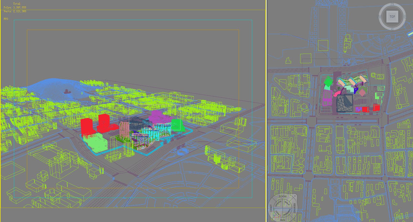 architecture 783 3d model max 147101