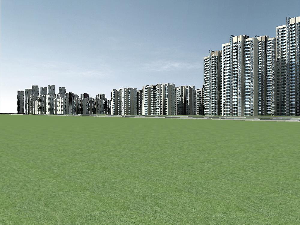 architecture 790 3d model max 147127