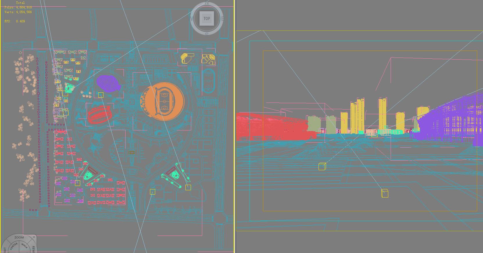 architecture 790 3d model max 147129