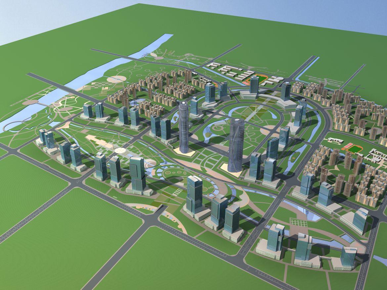architecture 791 3d model max 147130