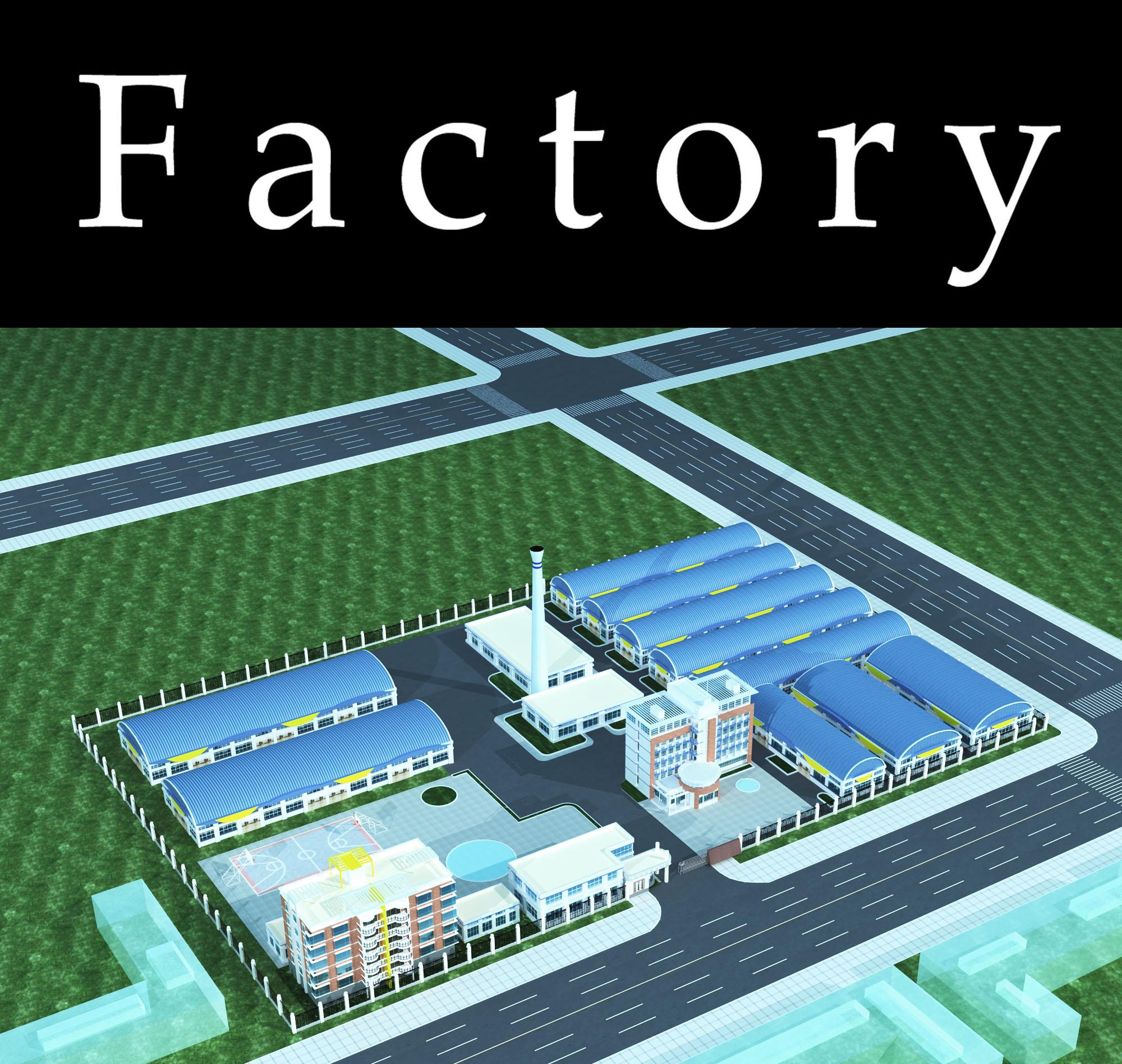 architecture 800 3d model max 147269