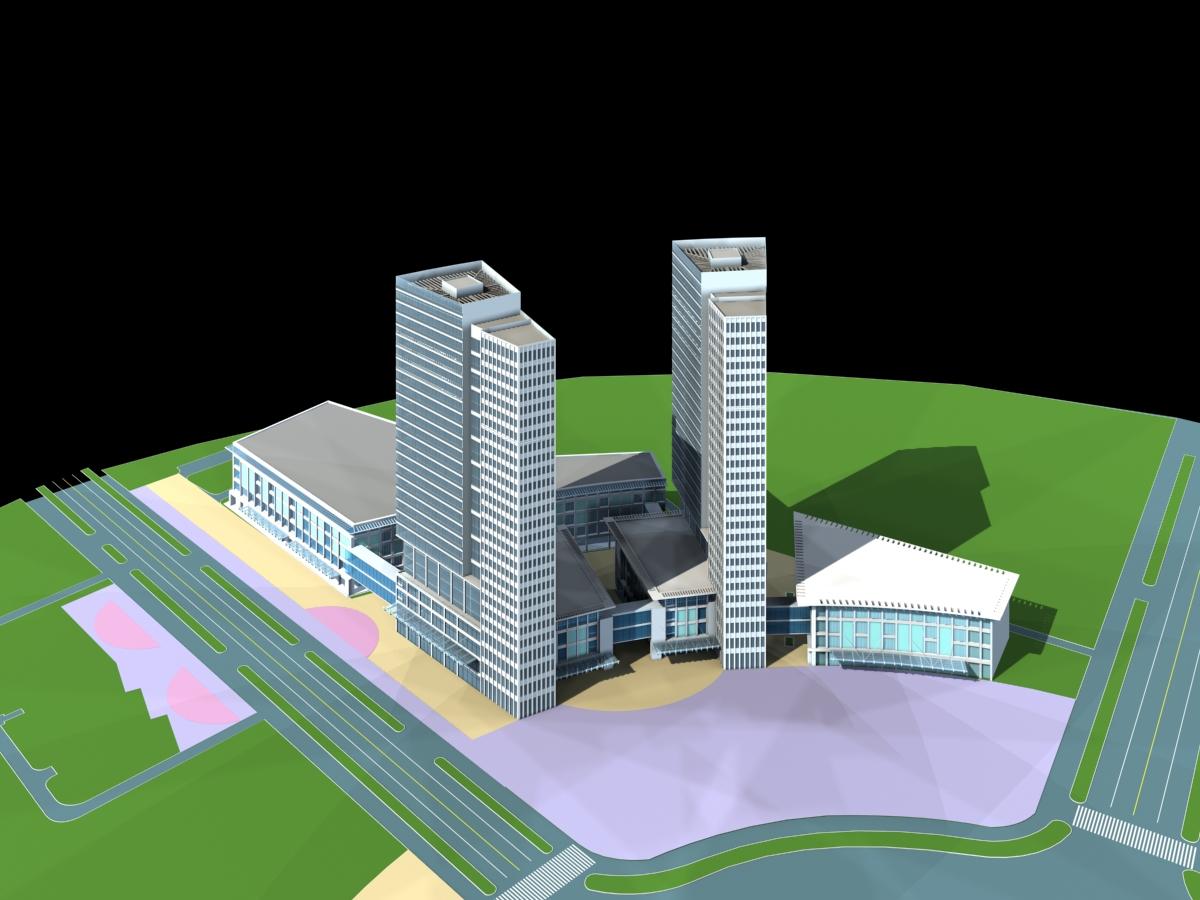 Architecture 361 3d model buy architecture 361 3d model for Architecture 3ds max