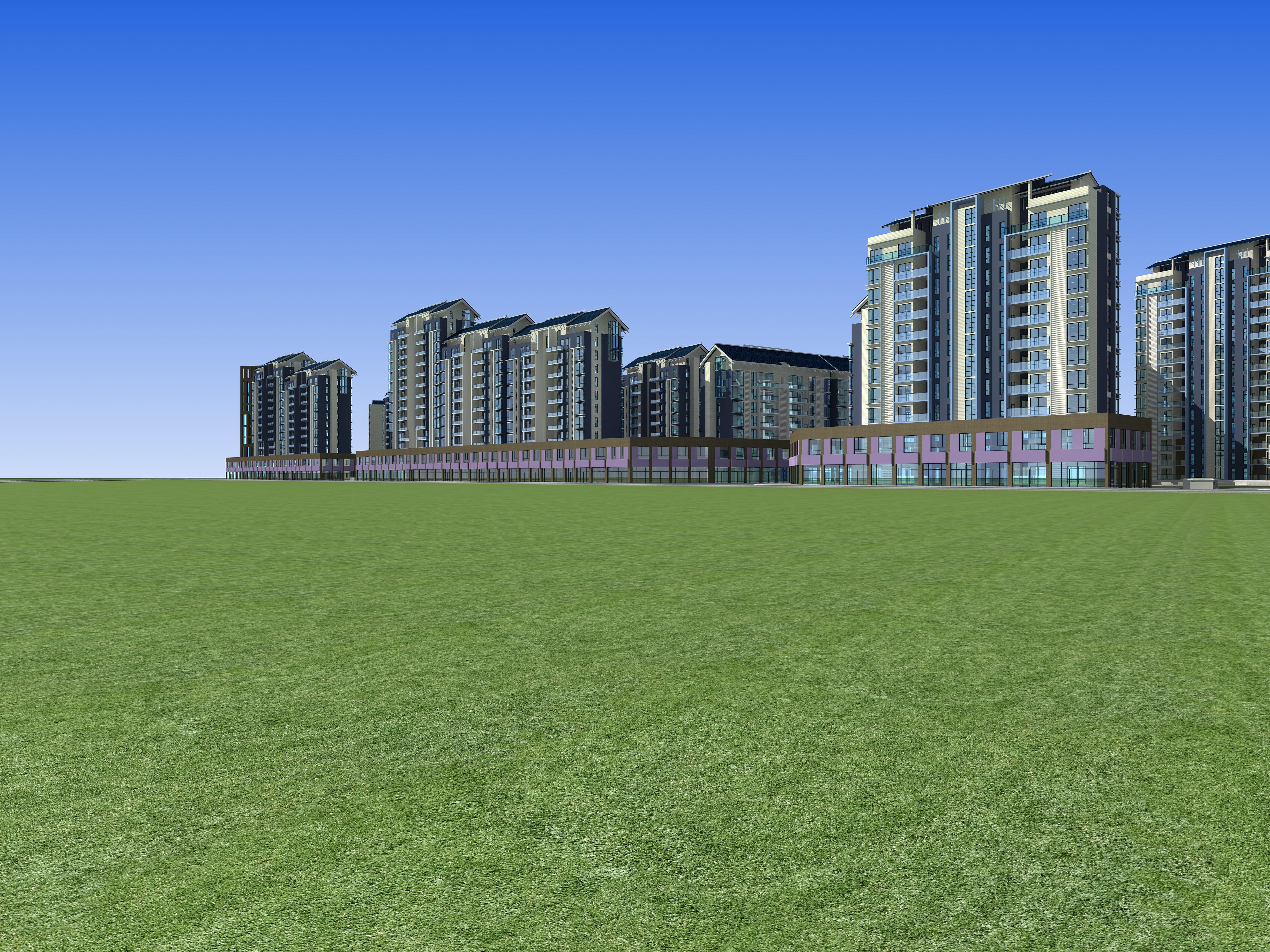 Architecture 660 3d model buy architecture 660 3d model for Architecture 3ds max