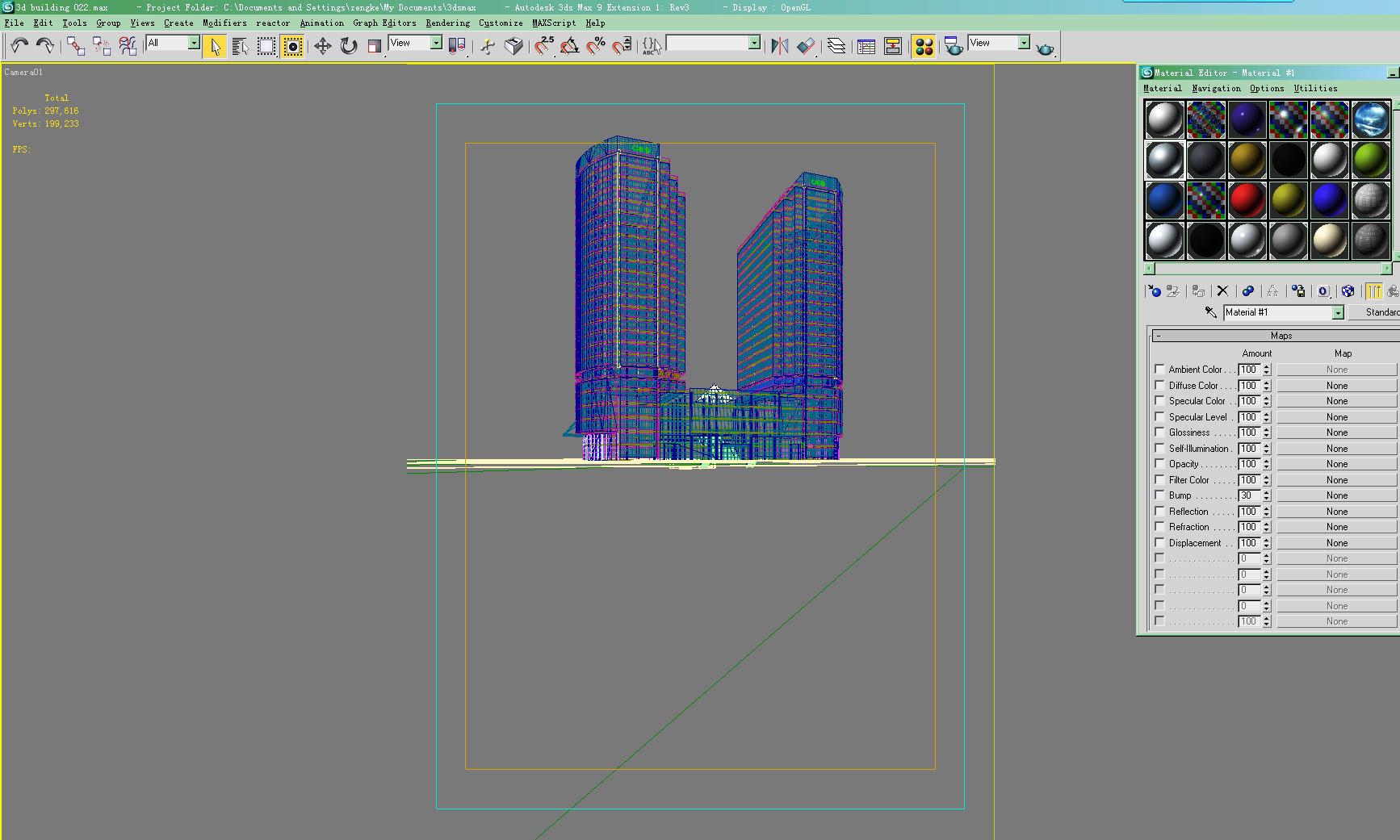 zgrada 022 3d model max 123164