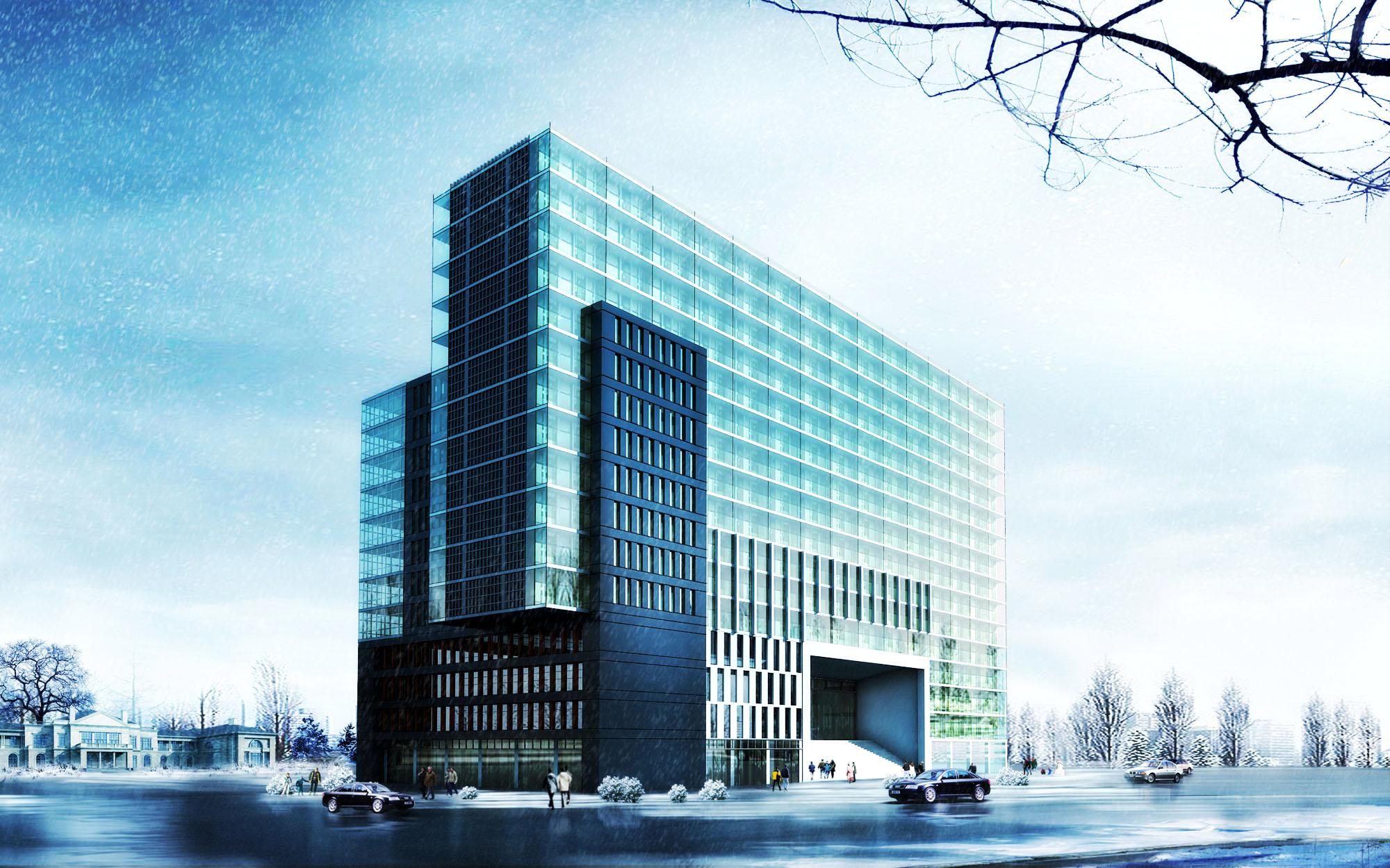 ēka 193 3d modelis max 127605