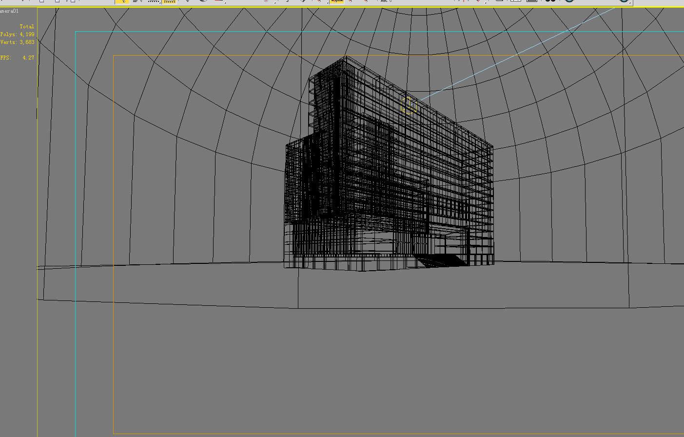building 193 3d model max 127606