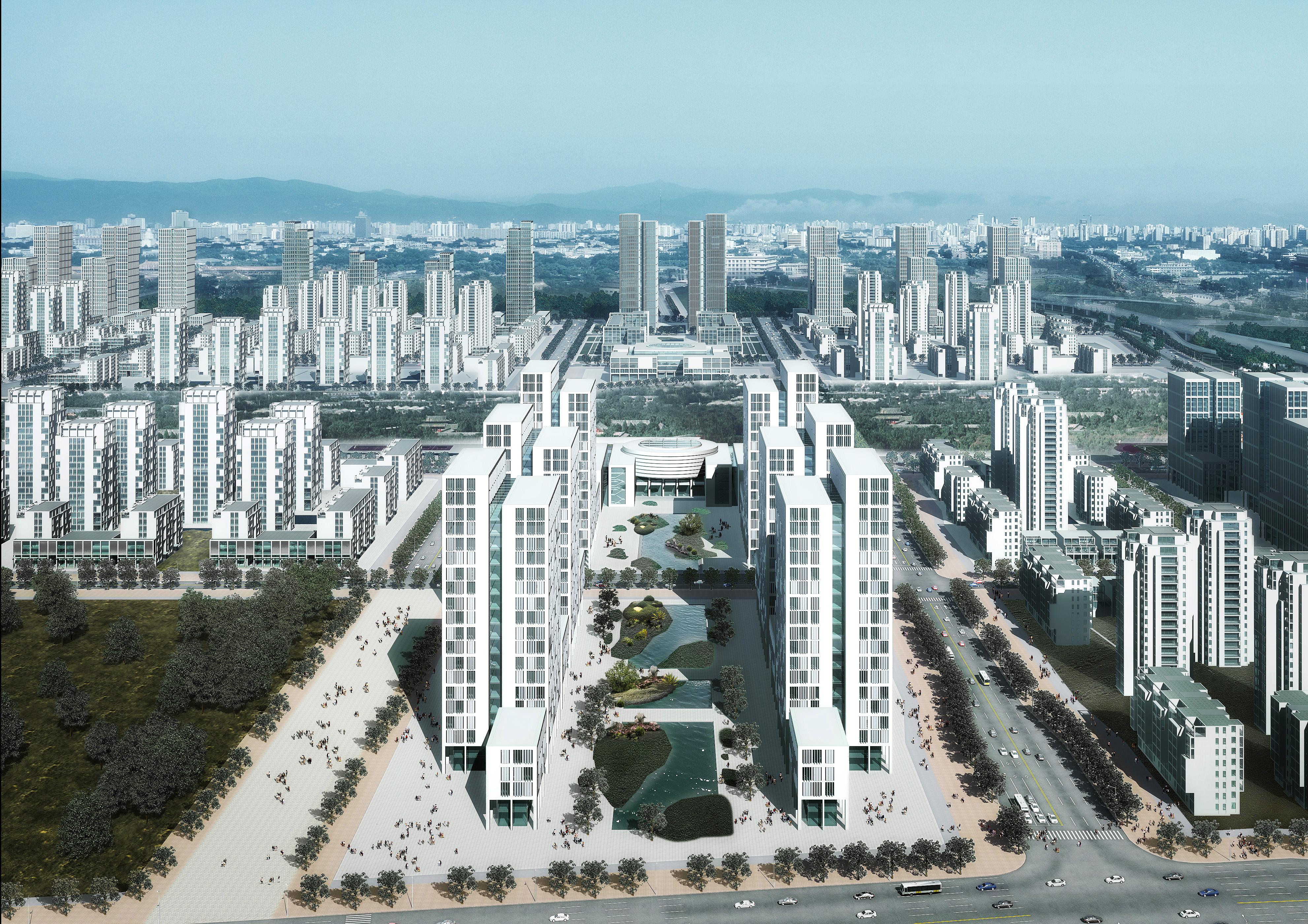 238 3d model max 127516 binası