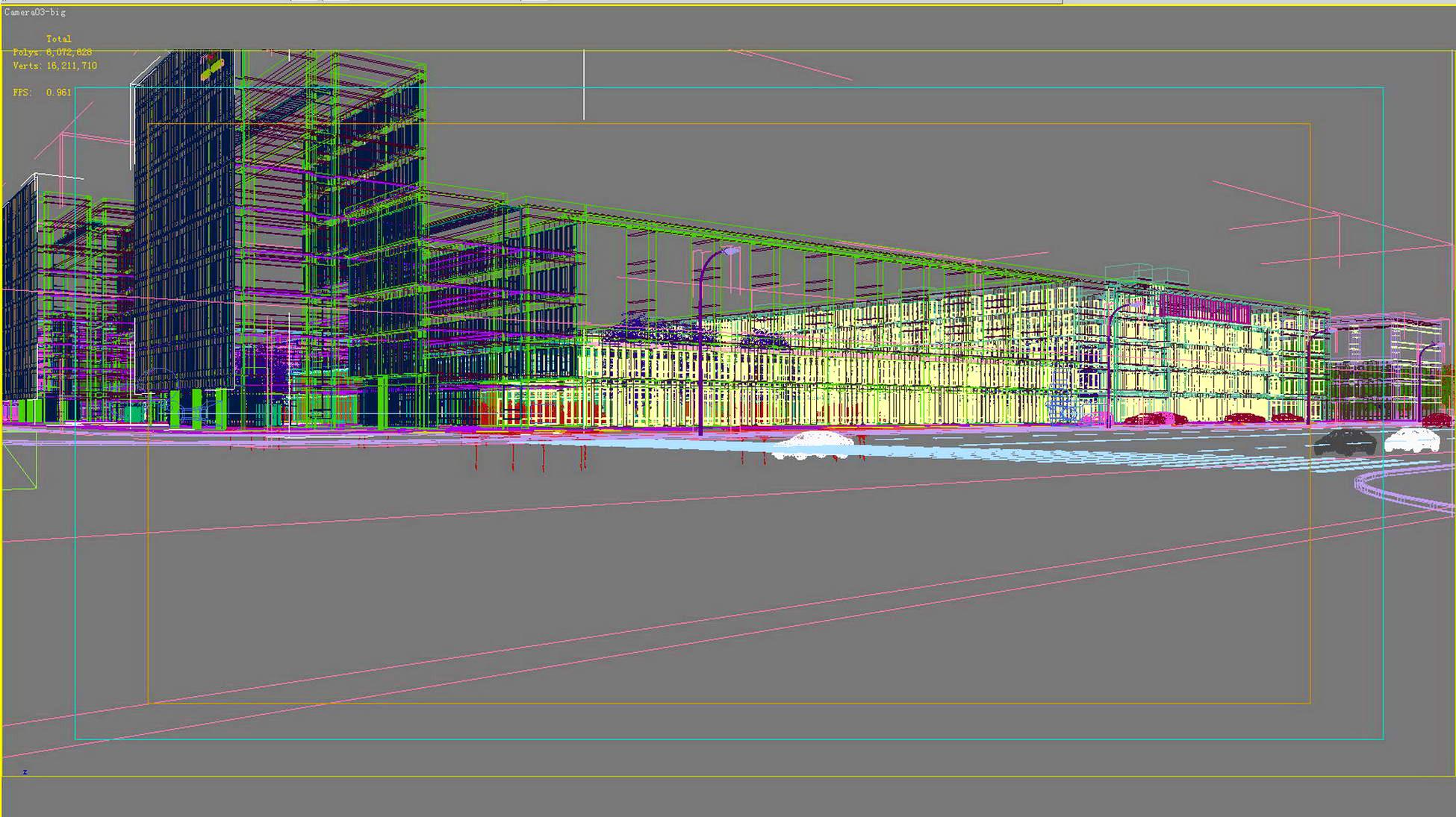 building 278 3d model max 127413