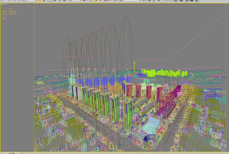 izgradnja modela 344 3d max psd 126476