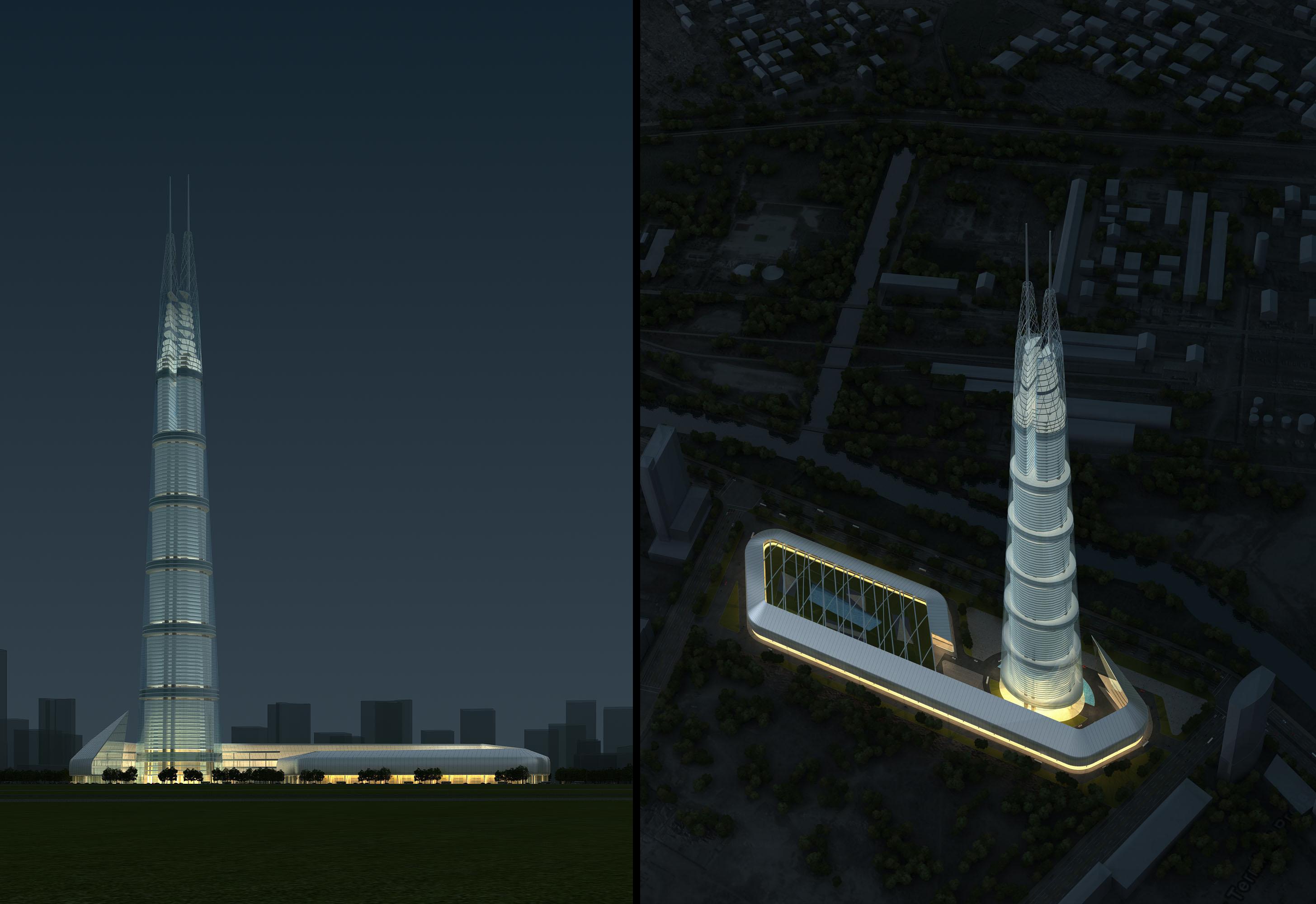 zgrada 412 3d model max 127134