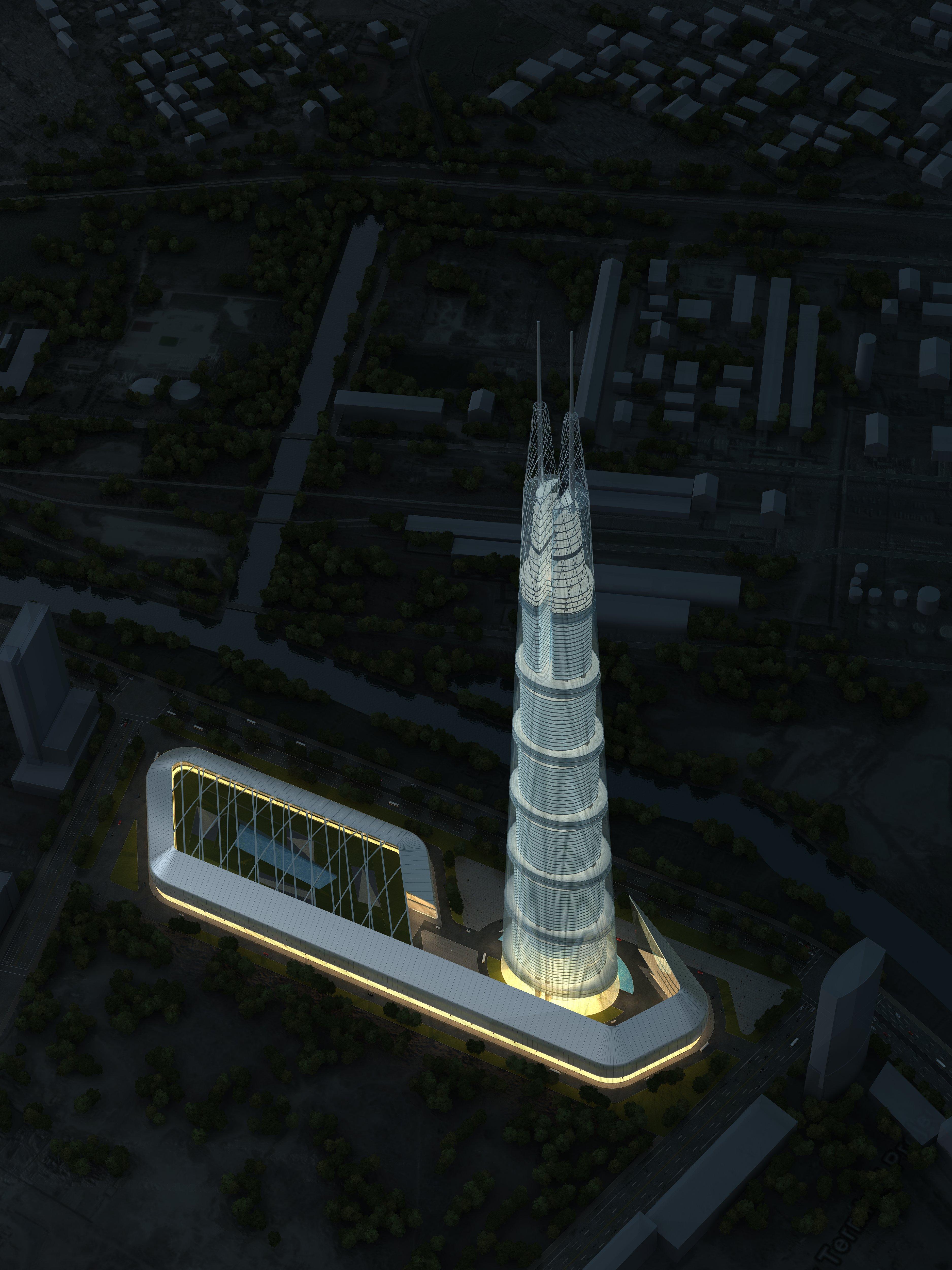 zgrada 412 3d model max 127135