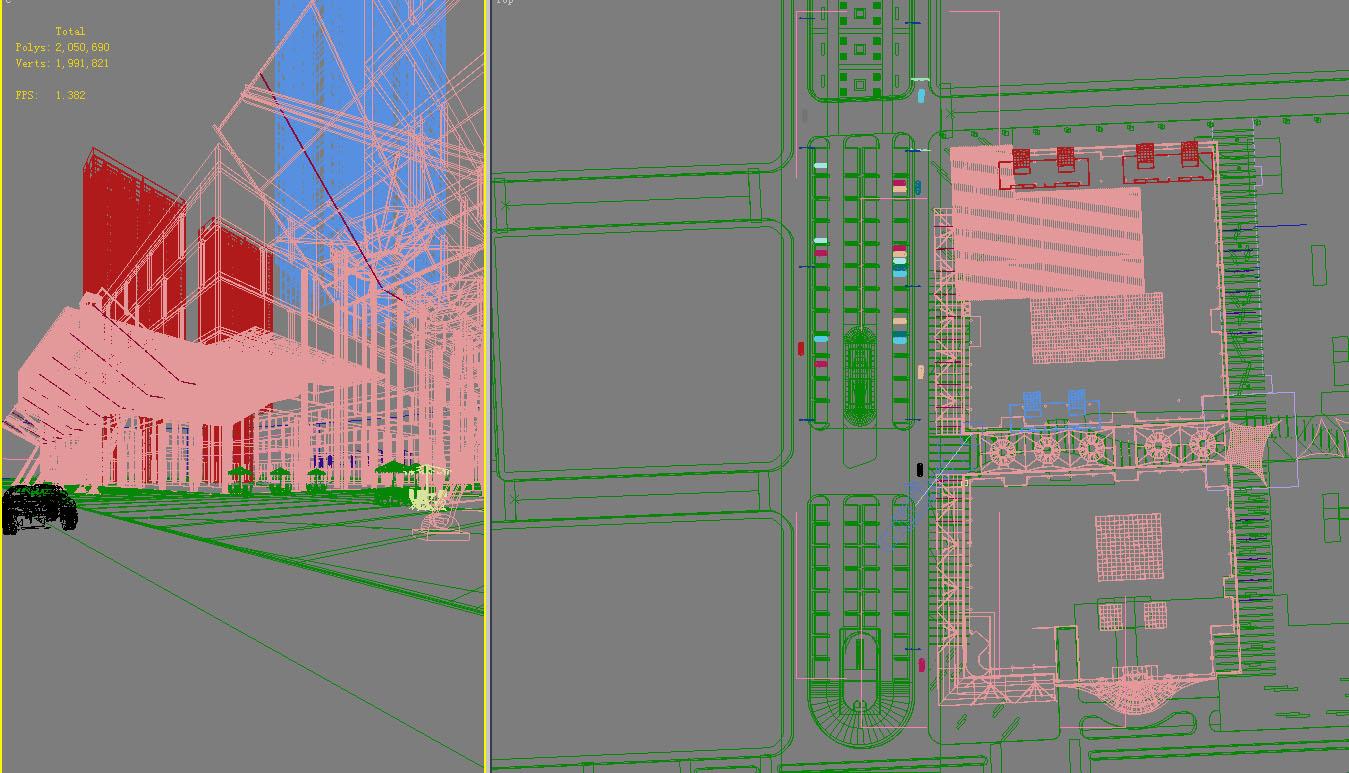izgradnja modela 423 3d max psd 126427