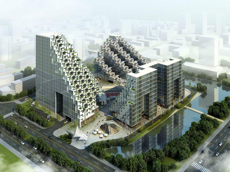 building 723 3d model max psd 126672