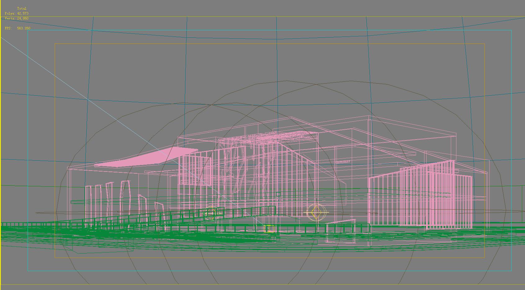 building 849 3d model max psd 123232