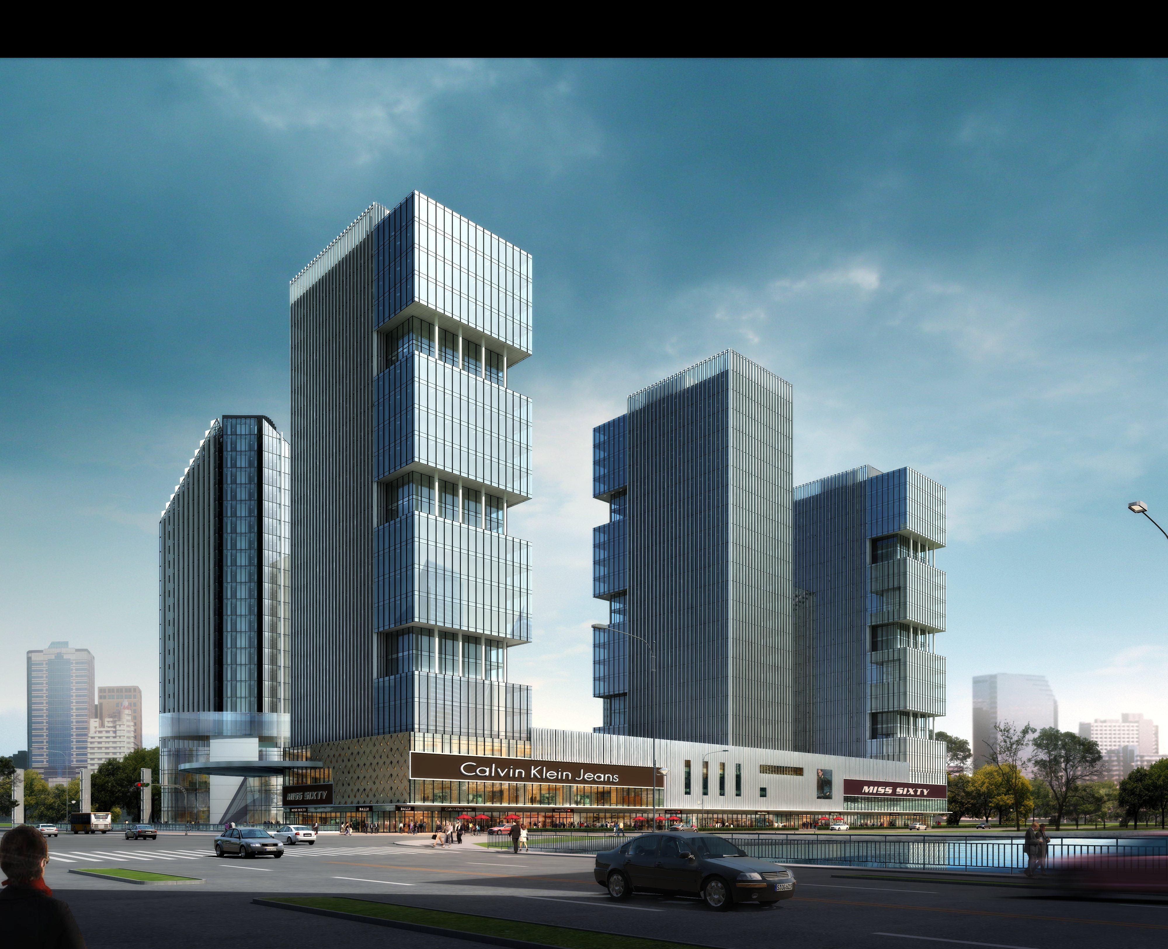 ēka 884 3d modelis max psd 122864