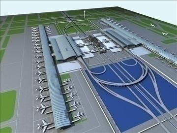 airport 02 3d model max ged gml jpeg jpg 90744