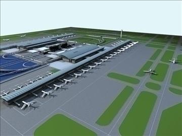 airport 02 3d model max ged gml jpeg jpg 90746