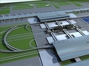 airport 02 3d model max ged gml jpeg jpg 90749