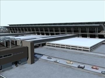 airport 02 3d model max ged gml jpeg jpg 90750