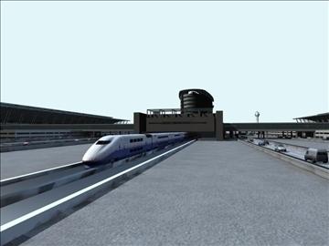 airport 02 3d model max ged gml jpeg jpg 90752