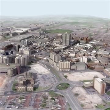 city03_suburban_cityscape 3d model 3ds max texture 106919