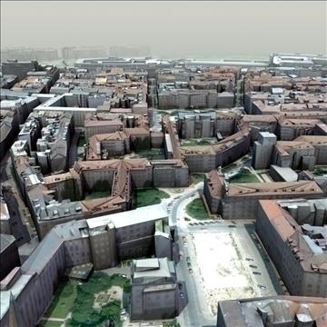 european city set01 3d model max fbx ma mb texture obj 103742
