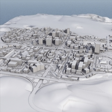 pulau bandar permainan 02 3d model 3ds max fbx lwo ma mb hrc xsi obj 100473