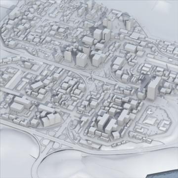 pulau bandar permainan 02 3d model 3ds max fbx lwo ma mb hrc xsi obj 100475