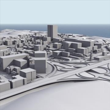 pulau bandar permainan 02 3d model 3ds max fbx lwo ma mb hrc xsi obj 100476