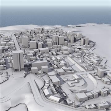 pulau bandar permainan 02 3d model 3ds max fbx lwo ma mb hrc xsi obj 100481