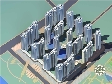 urbani dizajn 009 3d model 3ds max 90905