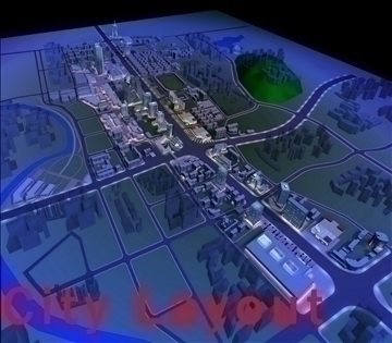 urbani dizajn 015 3d model 3ds max 91073