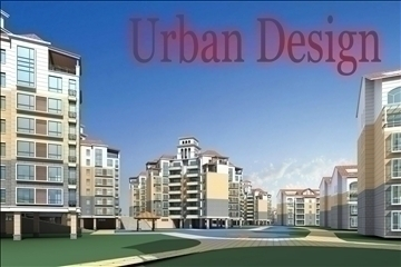urban design 030 3d model 3ds max 91271