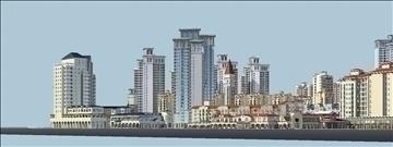urban spaces 040 3d model max 3dm 91574