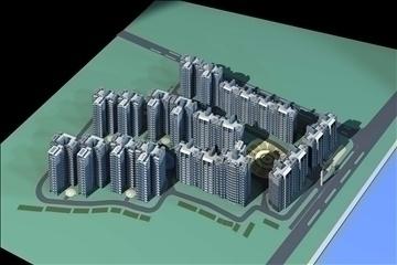 urban spaces 044 3d model 3ds max 91607