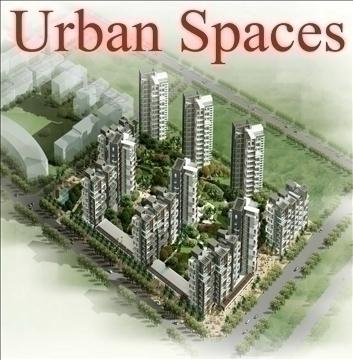 urbani prostori 046 3d model 3ds max 91626