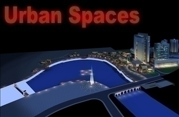 urbani prostori 048 3d model 3ds max 91646