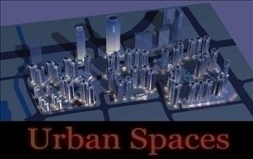 urbani prostori 052 3d model 3ds max 91662