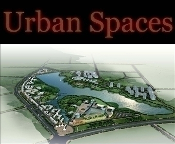 urban spaces 064 3d model 3ds max 91854