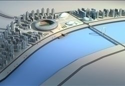 Urban design 025 ( 47.6KB jpg by rose_studio )