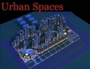 Urban Spaces 061 ( 69.92KB jpg by rose_studio )
