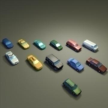 12 vehiclepack a_3dmodels 3d model 3ds max fbx x lwo ma mb flt hrc xsi texture obj 99252