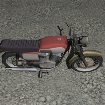4 in 1 motorbike pack 3d model 3ds 97586
