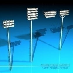 Arena lights collection ( 69.55KB jpg by tartino )