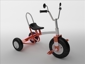 bicycle 3d model max 102851