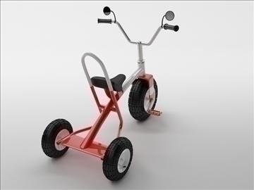 bicycle 3d model max 102852